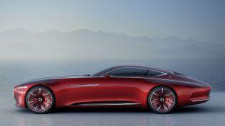Vision Mercedes-Maybach 6 Concept- Pebble Beach 2016-6