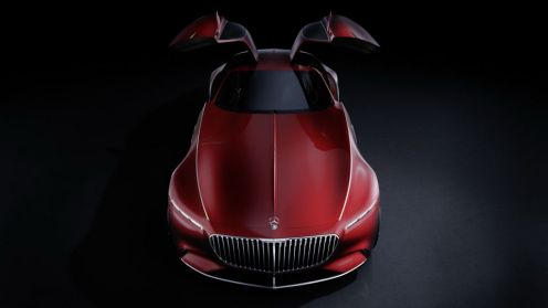 Vision Mercedes-Maybach 6 Concept- Pebble Beach 2016-7
