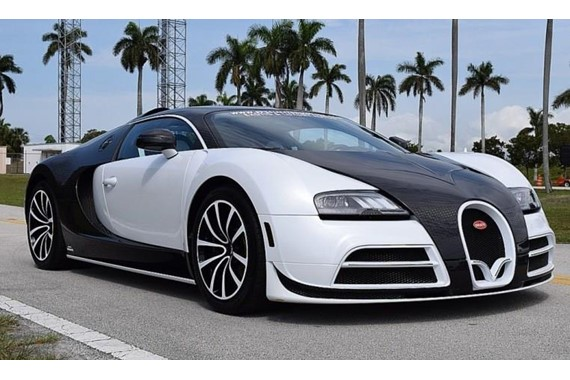 rare bugatti veyron mansory linea vivere for sale. Black Bedroom Furniture Sets. Home Design Ideas