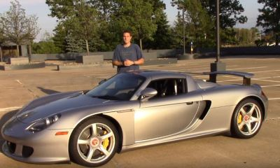 doug-demuro-drives-a-porsche-carrera-gt