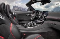Mercedes-AMG GT Roadster (R 190); 2016