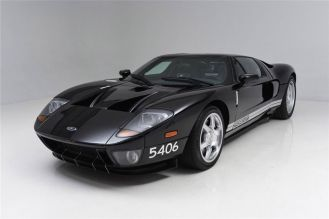 2004 Ford GT Prototype CP-1 For Sale-Russo and Steele Auction-1