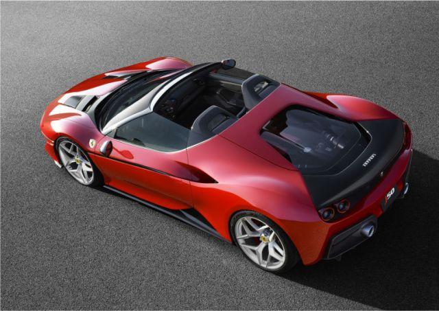 Ferrari J50-488 Spider based 50th Anniversary model for Japan-2