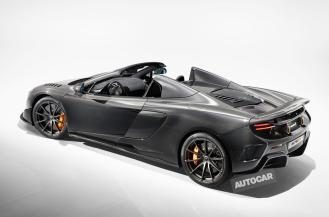 McLaren 675LT Carbon Series by MSO-3