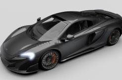 McLaren 675LT Carbon Series by MSO-9