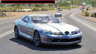 Forza Horizon 3 Car List- McLaren SLR