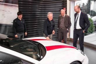 Horacio Pagani-Porsche 911R-3