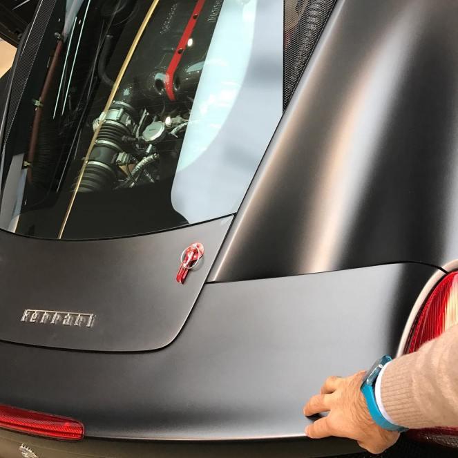 LaFerrari V12 Ferrari 458 special edition-3