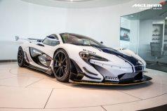 McLaren P1 GTR For Sale in the US-2