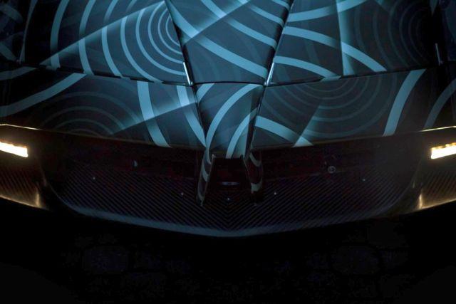 Pagani Huayra Roadster-Official Teaser image-1