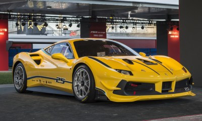 Ferrari 488 Challenge- HR Owens London