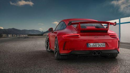 2018 Porsche 911 GT3-2017 Geneva Motor Show-5