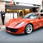 Ferrari 812 Superfast spotted in Monaco