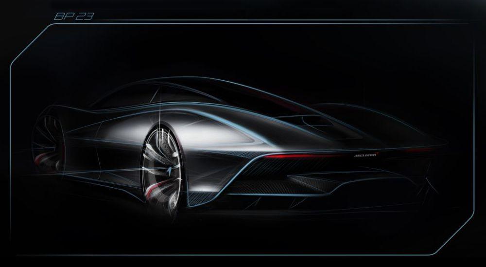 McLaren Hyper GT Supercar-BP23 Sketch