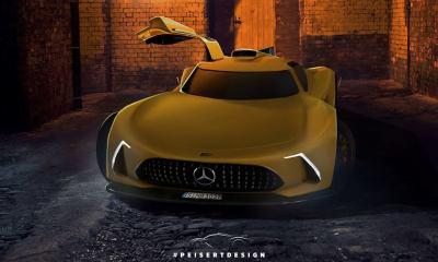 Mercedes-AMG Project One Hypercar-AMG R50-Rendering-Peisert Design-1
