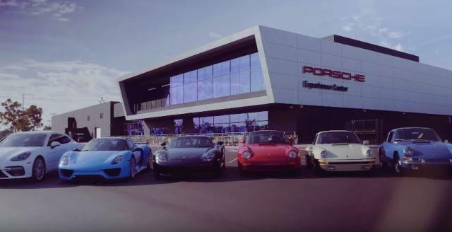 Porsche- Decades of Disruption documentary
