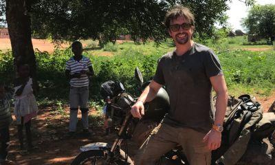 Richard Hammond bike accident-Mozambique-The Grand Tour Season 2