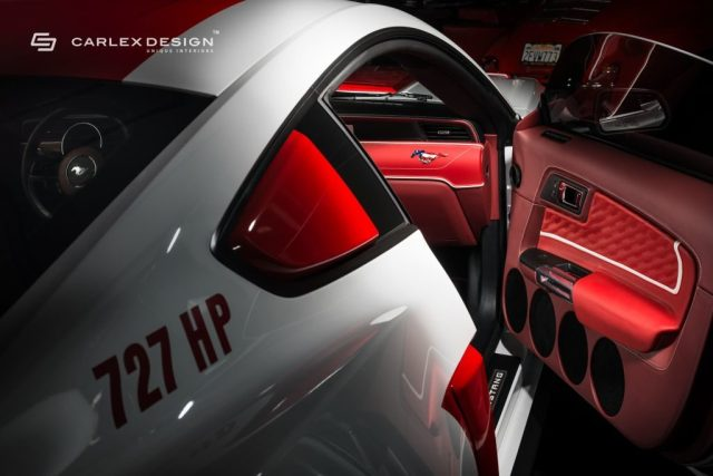 Roush Mustang GT Stage 2 by Carlex Design-7