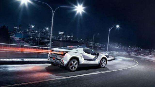 Tata Motors-TAMO Racemo-2017 Geneva Motor Show-2