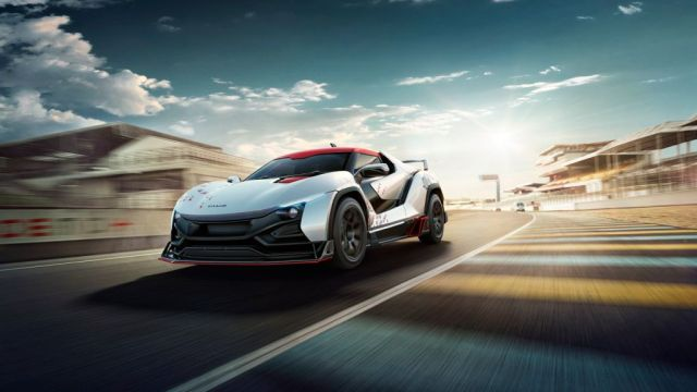 Tata Motors-TAMO Racemo-2017 Geneva Motor Show-9
