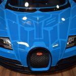 Transformer themed Bugatti Veyron for Sale-1