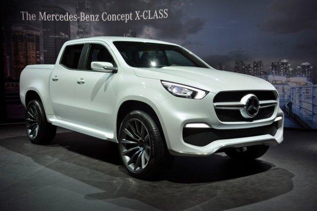 Mercedes-Benz X Class Concept