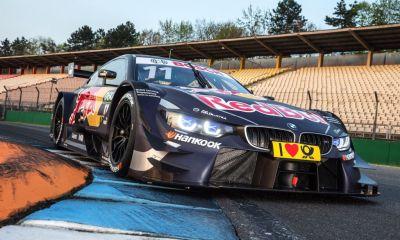 2017 BMW M4 DTM Race Car
