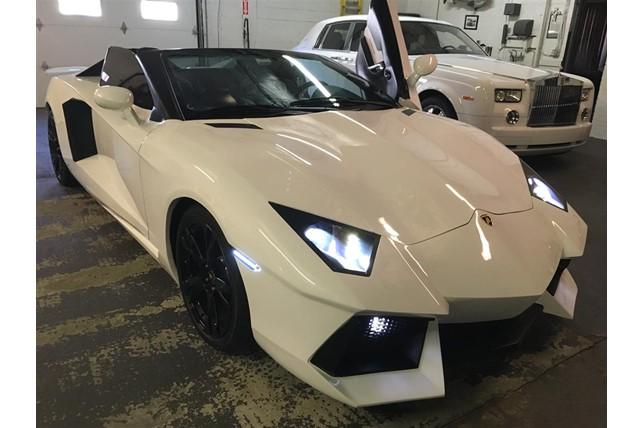 Lamborghini Aventador Replica For Sale-5