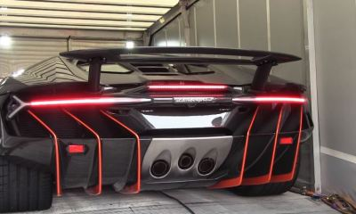 Lamborghini Centenario-HR Owen-London-UK