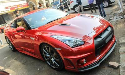 Nissan GT-R Egoist Edition-Sachin Tendulkar-3