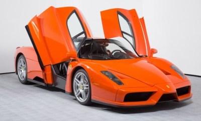 Rosso Dino Ferrari Enzo For Sale-Maserati Newport Beach-5