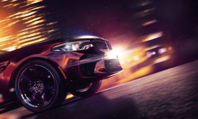 2018 BMW M5-Need For Speed-Payback