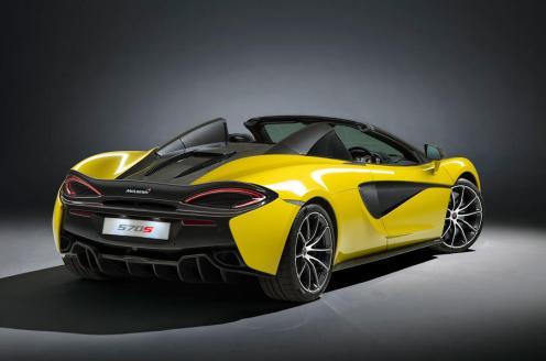 McLaren 570S Spider-launch-4