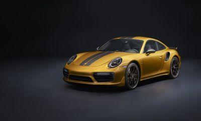 Porsche 911 Turbo S Exclusive Series-12
