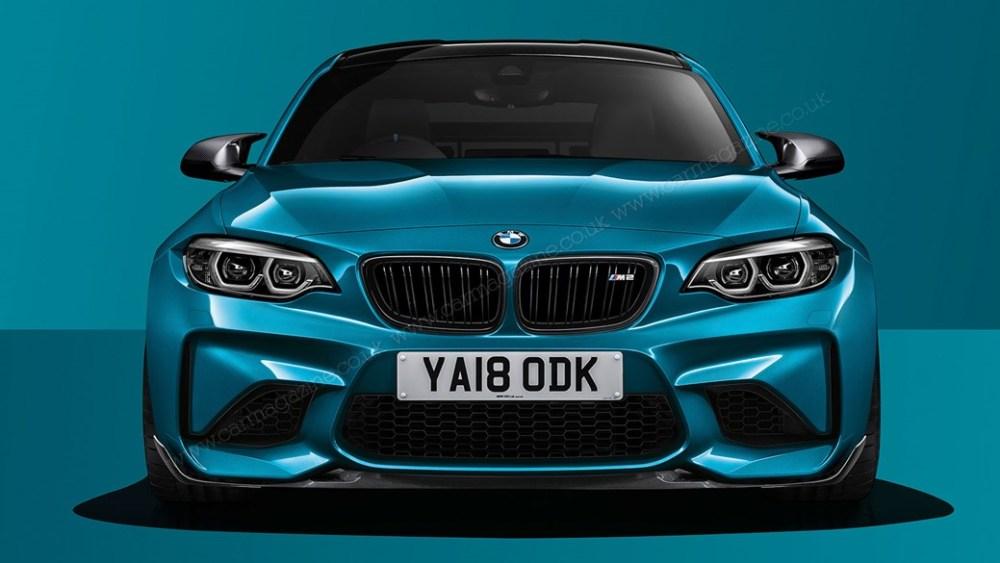 2018 BMW M2 CS-Leaked-Image