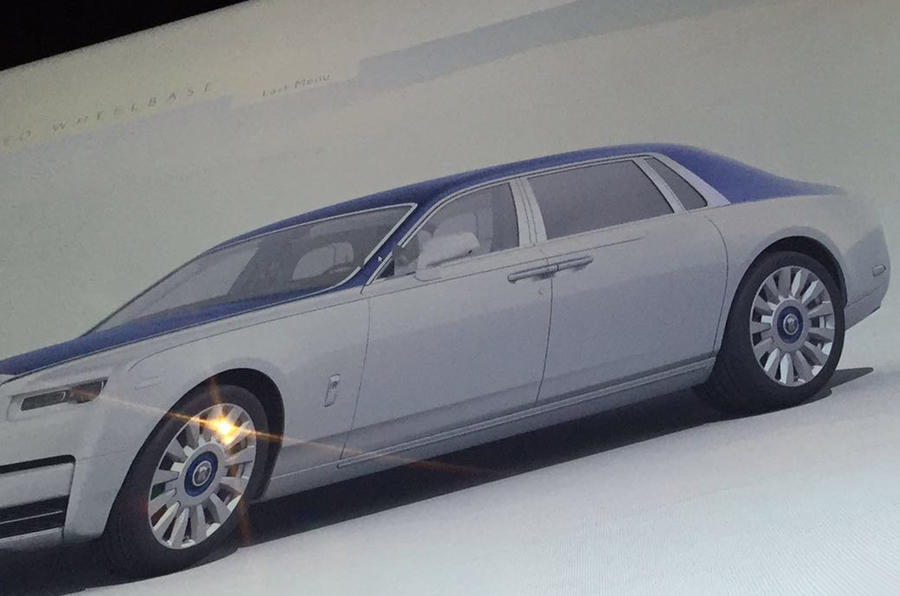 2018 Rolls Royce Phantom-leaked-1