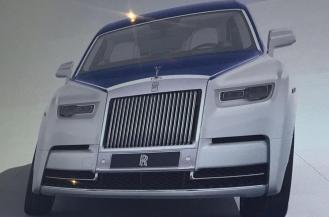 2018 Rolls Royce Phantom-leaked-2