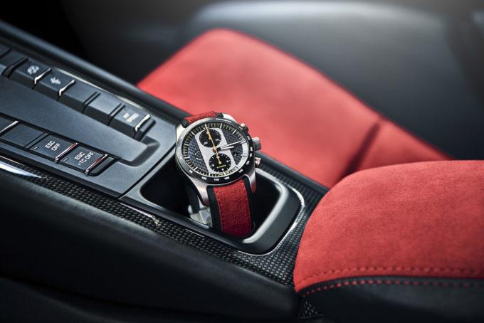 911 GT2 RS-Porsche Design Chronograph