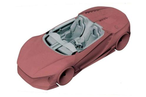 Honda ZSX-Baby NSX-S2000-replacement-patent image-1