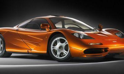 McLaren F1 maintenance cost