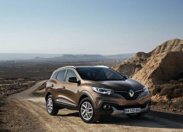 2016-Renault Kadjar