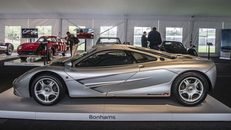McLaren F1-Bonhams Auction-Pebble Beach-2017-3