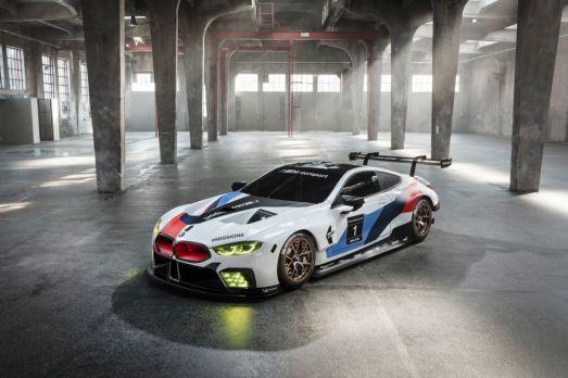 BMW M8 GTE-2017 Frankfurt Motor Show-4