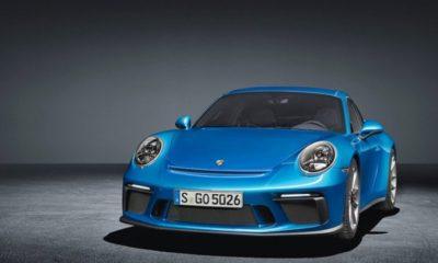 Porsche 911 GT3 Touring Package-Frankfurt-2017