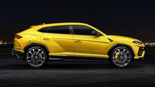 Lamborghini Urus-launch-2