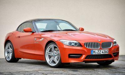 BMW Z4-2014-used car