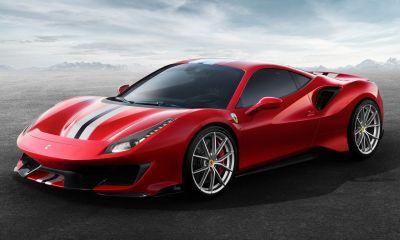Ferrari 488 Pista-2018 Geneva Motor Show-2