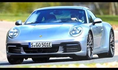 992-gen Porsche 911-official-image-rendering