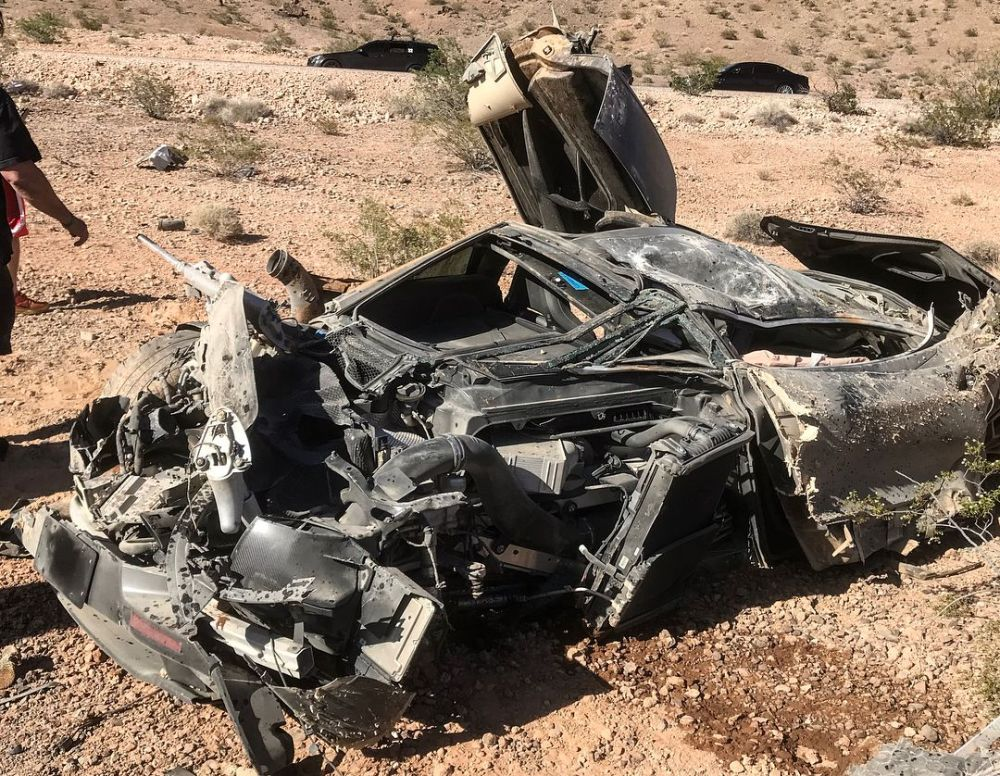 McLaren 720S-crash-Las-Vegas-Corsa-Rally-2018-2