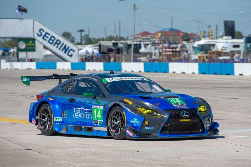 3GT Racing-Lexus RC F GT3
